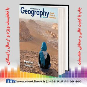 خرید کتاب زمین شناسی Introduction to Geography: People, Places & Environment 6th Edition