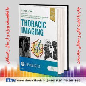 خرید کتاب پزشکی Thoracic Imaging The Requisites 3rd Edition
