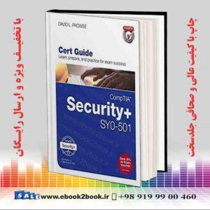 خرید کتاب کامپیوتر CompTIA Security+ SY0-501 Cert Guide 4th Edition