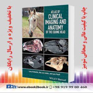 خرید کتاب دامپزشکی Atlas of Clinical Imaging and Anatomy of the Equine Head