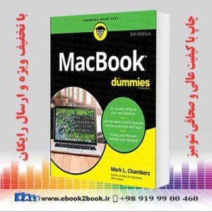 خرید کتاب کامپیوتر MacBook For Dummies, 8th Edition
