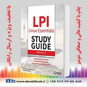 خرید کتاب کامپیوتر LPI Linux Essentials Study Guide: Exam 010 v1.6 3rd Edition