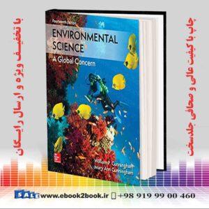 خرید کتاب زمین شناسی Environmental Science 14th Edition