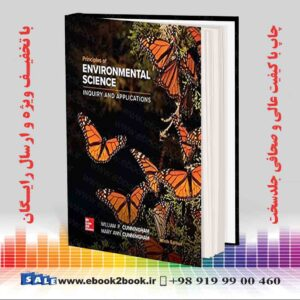 خرید کتاب زمین شناسی Principles of Environmental Science 9th Edition