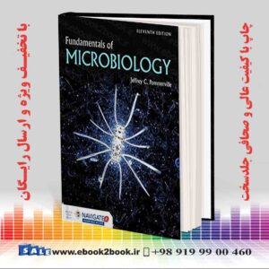 خرید کتاب پزشکی Fundamentals of Microbiology 11th Edition