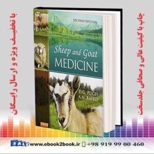 خرید کتاب دامپزشکی Sheep and Goat Medicine 2nd Edition