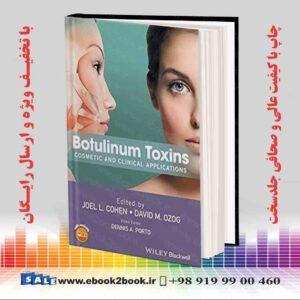 خرید کتاب پزشکی Botulinum Toxins: Cosmetic and Clinical Applications