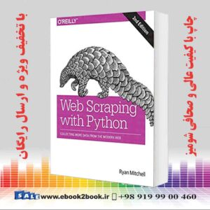 خرید کتاب کامپیوتر Web Scraping with Python: Collecting More Data from the Modern Web