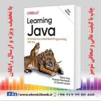 خرید کتاب کامپیوتر Learning Java, 5th Edition
