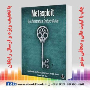 خرید کتاب کامپیوتر Metasploit: The Penetration Tester's Guide 1st Edition