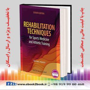 خرید کتاب Rehabilitation Techniques for Sports Medicine and Athletic Training, 7th edition
