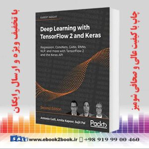 خرید کتاب کامپیوتر Deep Learning with TensorFlow 2 and Keras, 2nd Edition