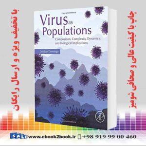 خرید کتاب پزشکی Virus as Populations, 1st Edition