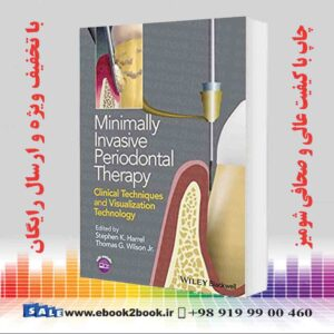 خرید کتاب پزشکی Minimally Invasive Periodontal Therapy