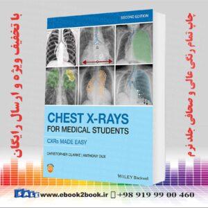 کتاب اشعه X قفسه سینه برای دانشجویان پزشکی