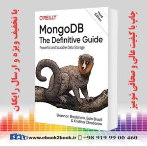 خرید کتاب کامپیوتر MongoDB: The Definitive Guide, 3rd Edition