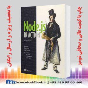 خرید کتاب کامپیوتر Node.js in Action 2nd Edition