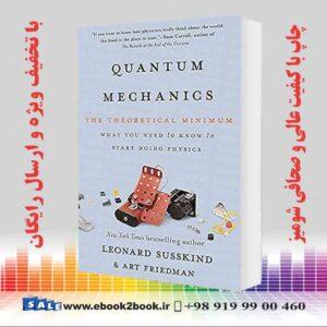 خرید کتاب Quantum Mechanics: The Theoretical Minimum