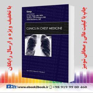 خرید کتاب Sleep, An Issue of Clinics in Chest Medicine (Volume 31-2)