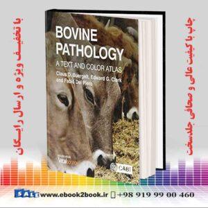 کتاب آسیب شناسی گاو: اطلس متن و رنگ ، چاپ اول