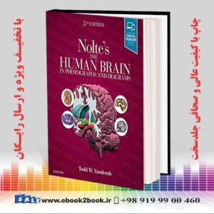 کتاب مغز انسانی نولت در عکس ها و نمودارها، چاپ 5