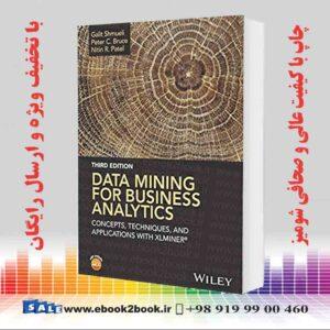 کتاب داده کاوی برای تجزیه و تحلیل تجارت ، ویرایش سوم