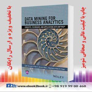 کتاب داده کاوی برای تجزیه و تحلیل تجارت ، چاپ اول