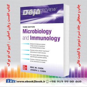 خرید کتاب Deja Review: Microbiology and Immunology, 3rd Edition
