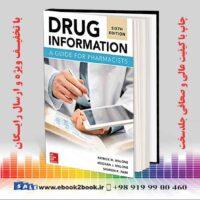 کتاب اطلاعات مربوط به دارو ، چاپ ششم
