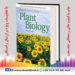 کتاب زیست شناسی گیاهی مقدماتی استرن ، چاپ پانزدهم