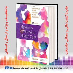 کتاب مراقبت های بهداشتی زنان و زایمان ، چاپ دوازدهم