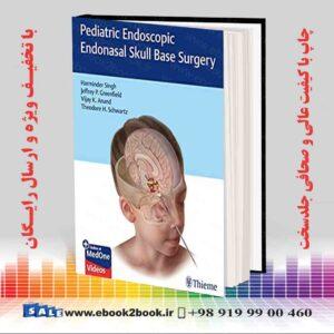 کتاب جراحی پایه جمجمه اندونازال کودکان