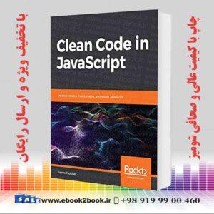 خرید کتاب Clean Code in JavaScript