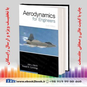 خرید کتاب Aerodynamics for Engineers, 6th Edition