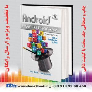 خرید کتاب Android How to Program 3rd Edition - Deitel