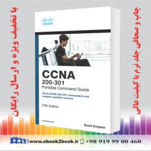 خرید کتاب CCNA 200-301 Portable Command Guide 5th Edition