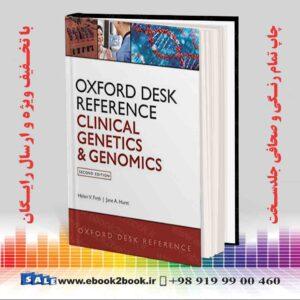خرید کتاب Oxford Desk Reference: Clinical Genetics and Genomics