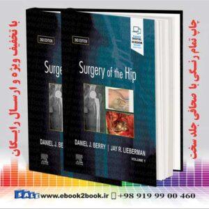خرید کتاب Surgery of the Hip: 2nd Edition