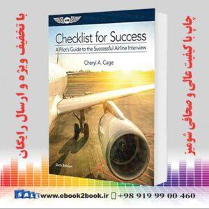 خرید کتاب Checklist for Success, Sixth Edition