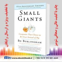 خرید کتاب Small Giants Companies That Choose to Be Great Instead of Big, 10th Edition