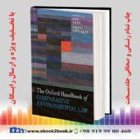 خرید کتاب Oxford Handbook of Comparative Environmental Law