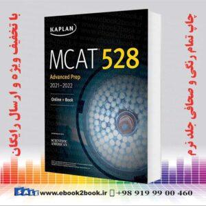 خرید کتاب 528 ام کت - Kaplan MCAT 528 Advanced Prep 2021-2022