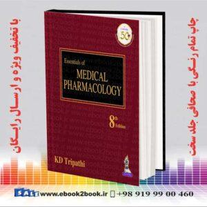 خرید کتاب Essentials of Medical Pharmacology 8th Edition