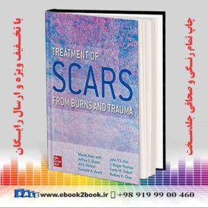خرید کتاب Treatment of Scars from Burns and Trauma