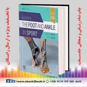خرید کتاب Baxter's The Foot And Ankle In Sport, 3rd Edition