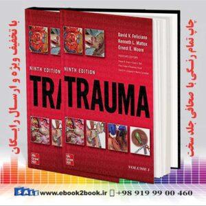 خرید کتاب Trauma, 9th Edition