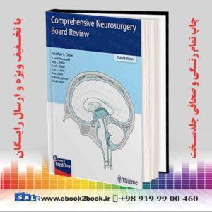 خرید کتاب Comprehensive Neurosurgery Board Review, 3rd Edition