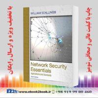 خرید کتاب Network Security Essentials, 6th Edition