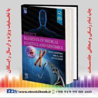 خرید کتاب Emery's Elements of Medical Genetics and Genomics, 16th Edition