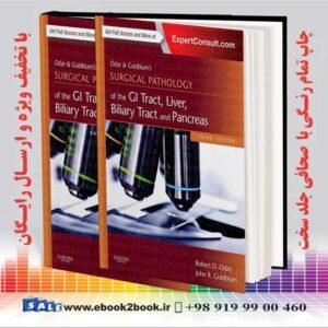 خرید کتاب Odze and Goldblum Surgical Pathology of the GI Tract, Liver, Biliary Tract and Pancreas 3rd Edition